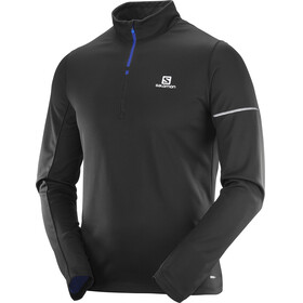 Salomon M's Agile Midlayer Black/Surf The Web